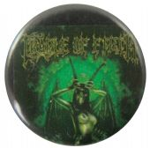 Cradle of Filth - 'Eleven Burial Masses' Button Badge